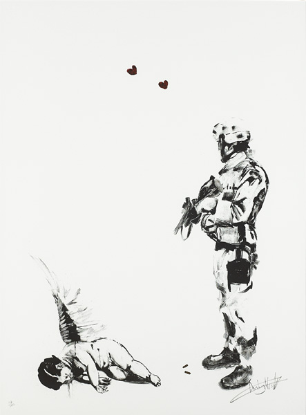 Antony Micallef-Friendly Fire-2006