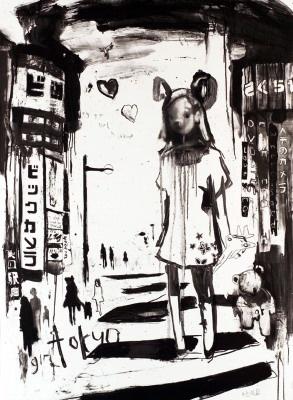 Antony Micallef-Girl Tokyo-2005