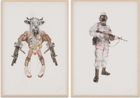 Antony Micallef-Inprovised, Peacekeeper-2007