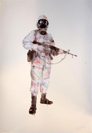 Antony Micallef-Peacekeeper-2007