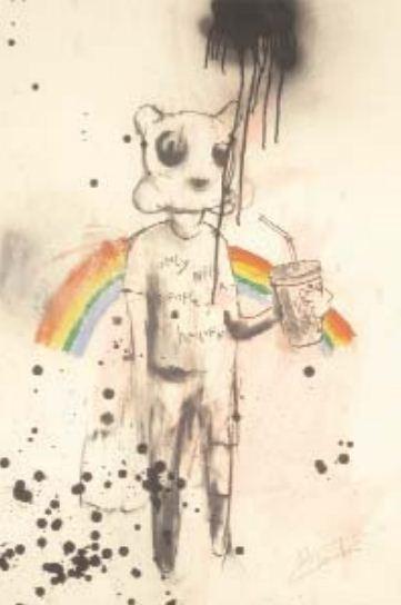 Antony Micallef-Rainbow Kid-
