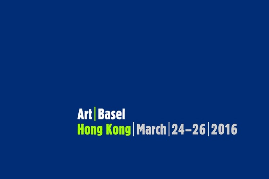 Art-Basel Hong Kong 2016