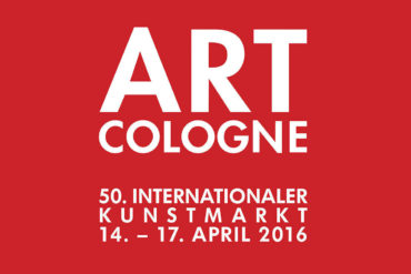 Art Cologne 2016 - The 50th Edition of World