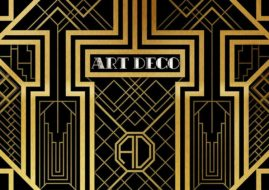 deco style design home 1920s building architecture nouveau use international glass