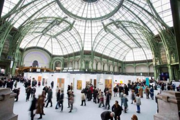 Art Paris Art Fair 2016 - 143 Galleries Celebrating Art at Magnificent Grand Palais