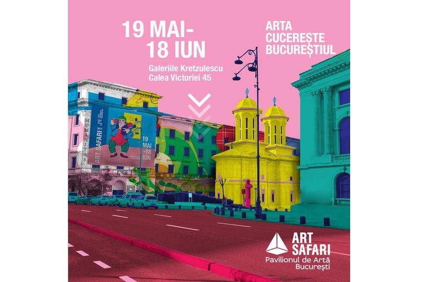 Art Safari Bucharest 2017
