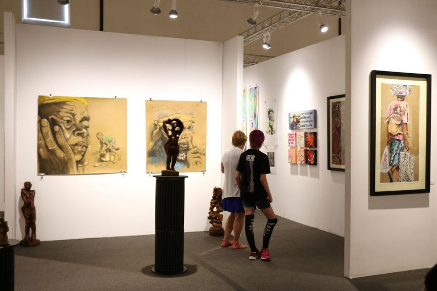 The fair in New Mexico presented a compelling program and inspirational artist presentations