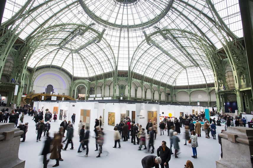 grand palais collection site in home account press book contains best news
