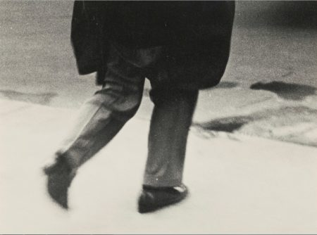 Arthur Siegel-Untitled (Legs)-1950