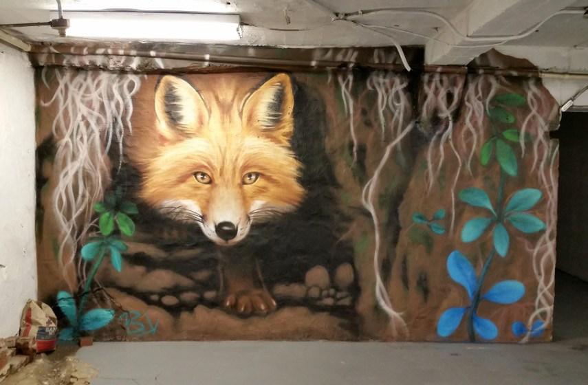 BK Foxx - Fox Burrow B