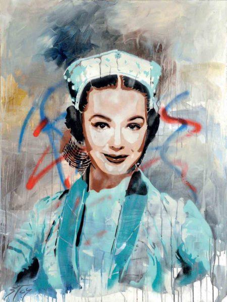 Btoy-Mademoiselle l'infirmiere-