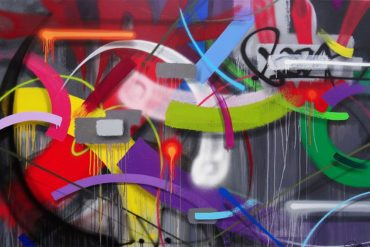Kandinsky Was My Roommate - A Group Show of Urban Artists at Artcan Gallery