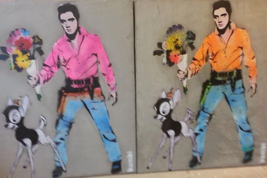 10 Inspirational Murals wall mural
