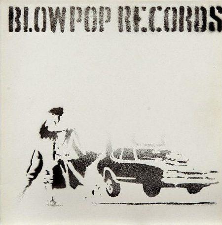 Banksy-Blow Pop Records-1999