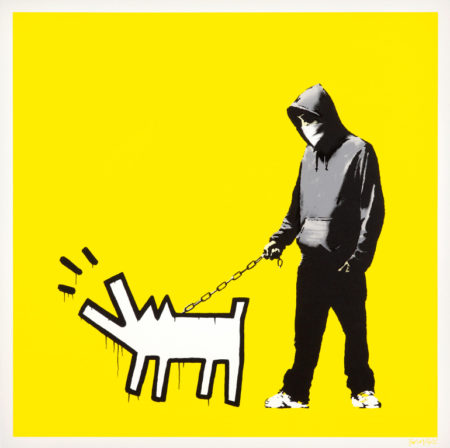 Banksy-Choose Your Weapon-2010