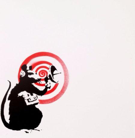 Banksy-Dirty Funker Future-2008