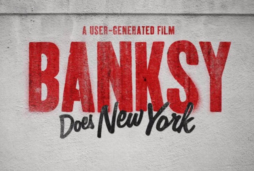 HBO Premiere: Banksy Does New York