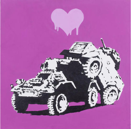 Banksy-Everytime I Make Love to You I Think of Someone Else-2003