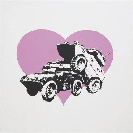 Banksy-Everytime I Make Love to You I Think of Someone Else-2002