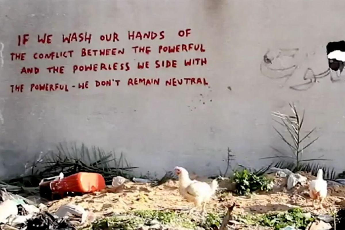 Grafitti art quote - Graffiti Wall View World Like Popular Want Post
