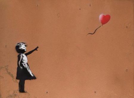 Girl with Balloon-2006