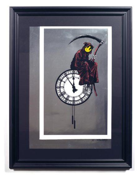 Banksy-Grin Reaper-2003