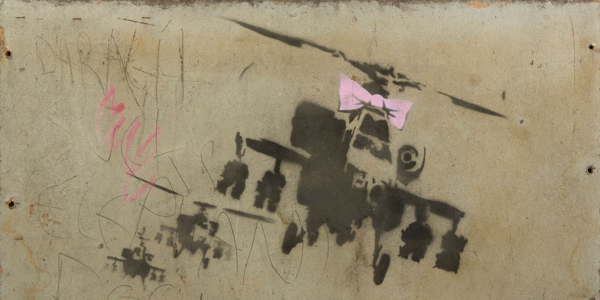 Juliens Auctions - Street & Contemporary Art Auction 2016, 4/30/2016