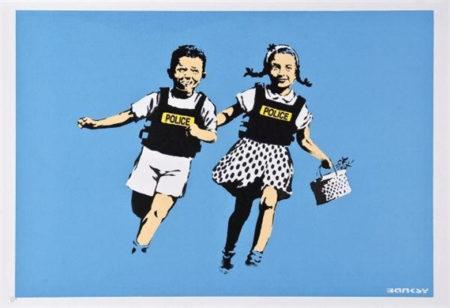 Banksy-Jack and Jill-2005
