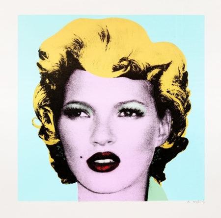Banksy-Kate Moss (Original Colourway)-2005