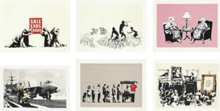 Banksy-LA Set-2006