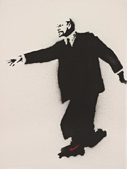 Lenin on Rollerskates (Who Put the Revolution on Ice)-2003