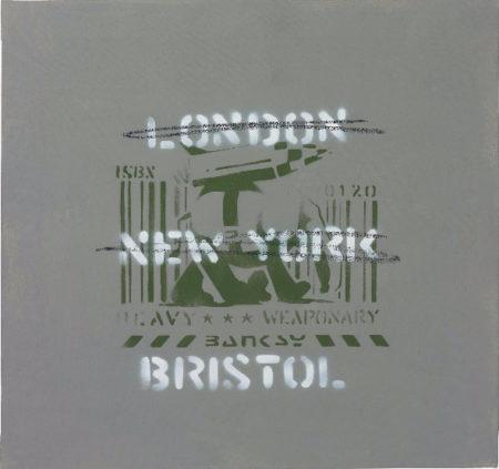 London, New York, Bristol (Heavy Weaponry)-2003