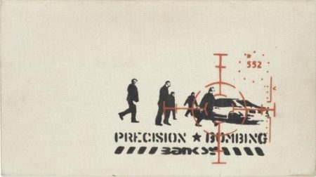 Banksy-Precision Bombing-2000