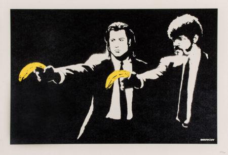 Banksy-Pulp Fiction-2004