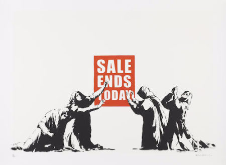 Banksy-Sale Ends Today-2006
