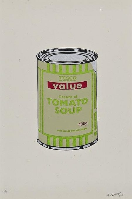 Soup Can (Sage, Lime and Cherry)-2005