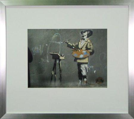 Banksy-The Artist-