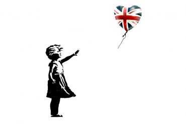 Banksy Tories print