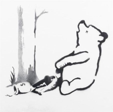 Banksy-Winnie the Pooh-2013