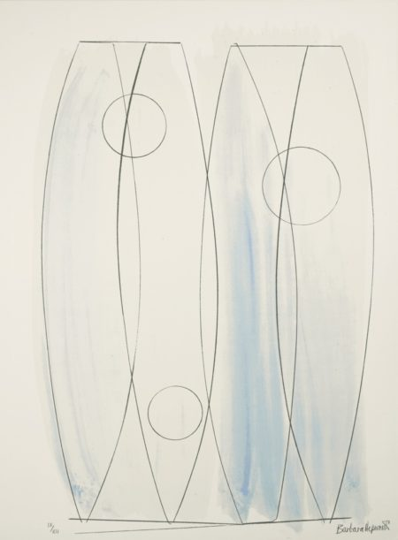 Barbara Hepworth-December Forms-1969