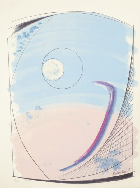 Barbara Hepworth-Winter Solstice-1969