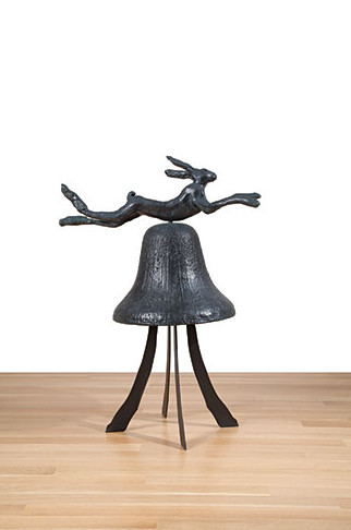 Barry Flanagan-Hare And Bell-1981