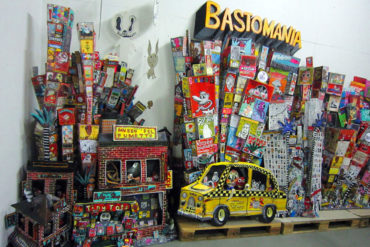 Gallery Daeppen Presents BASTOMANIA with M.S. Bastian and Isabelle L.