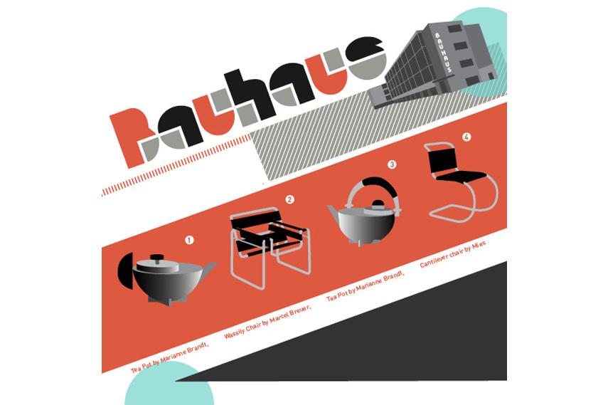 Bauhaus Intro via Sigalonenvironment soup io