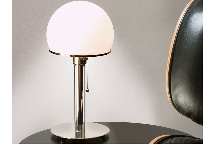William Wagenfeld Bauhaus Lamp
