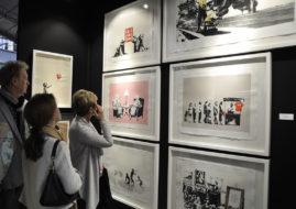 galeries at urban art fair