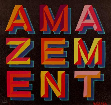 Ben Eine-Amazement-2014
