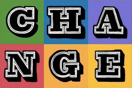 Ben Eine-Change-
