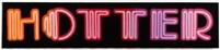 Ben Eine-Hotter (Neon Font)-