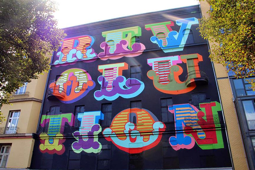 berlin finally gets its own street art museum widewalls. Black Bedroom Furniture Sets. Home Design Ideas